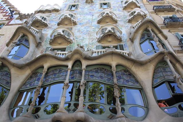 Qué hacer y ver en Barcelona - Casa Batlló