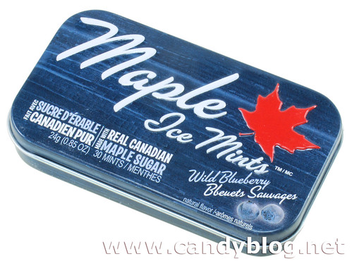 Maple Ice Mints - Wild Blueberry | by cybele-