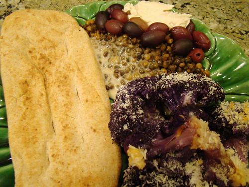 Vegan Feast Purple Sprout Cafe Chicago Tribune February