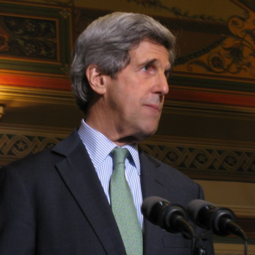 Senator John Kerry | by Talk Radio News Service