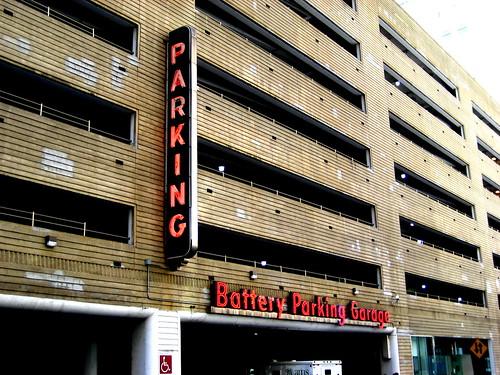 battery parking garage flickr photo sharing. Black Bedroom Furniture Sets. Home Design Ideas