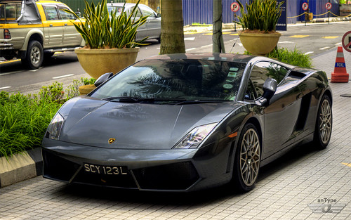 Gunmetal Grey LP560-4 | by anType