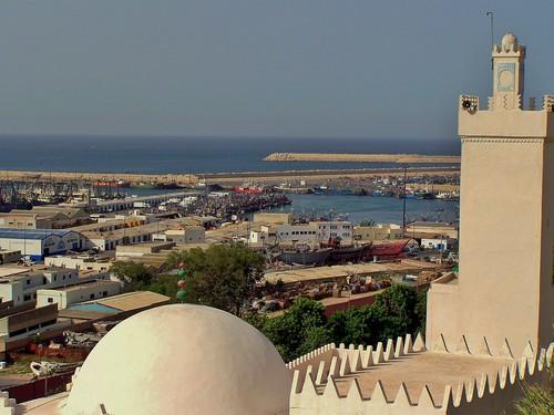 Agadir, Morocco - March 2009