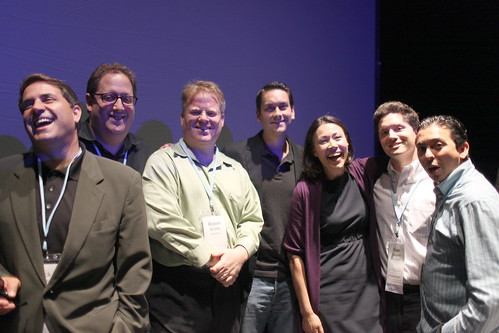 140Conf Day One - Rick Sanchez, Jeff Pulver, Robert Scoble, Clayton Morris, Ann Curry, Ryan Osborn, Brian Solis | by b_d_solis