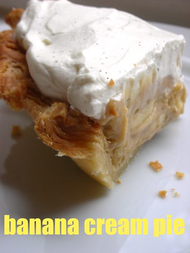 banana cream pie | by awhiskandaspoon