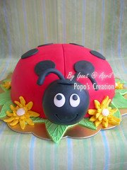 Lady Bug Cake | by Ipoet