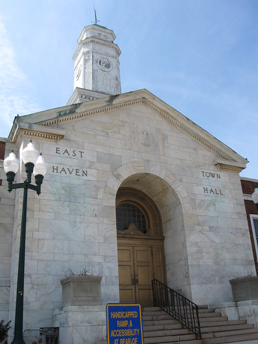 East Haven Town Hall | by WNPR - Connecticut Public Radio