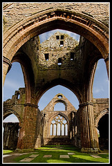 sweetheart abbey | by FionaBrimsPhotography