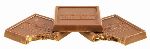 Ghirardelli Luxe Milk Collection | by cybele-