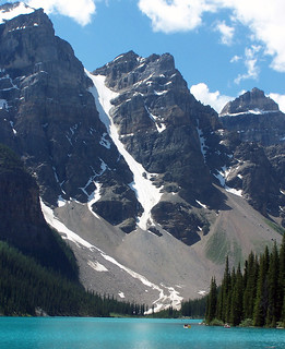 Moraine lake | by Witty nickname