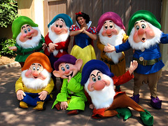 Snow White and the Seven Dwarfs | by disneylori