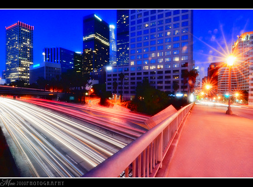 Los Angeles River of Lights | by Te55♥