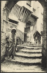 Casbah: Rue Boulabah (GRI) | by Getty Research Institute