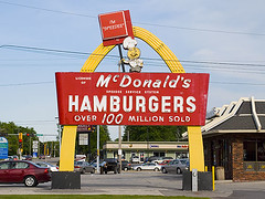 McDonald's Sign 4099 | by Great Laker