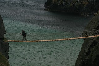 Carrick-a-Rede rope bridge | by Supermac1961