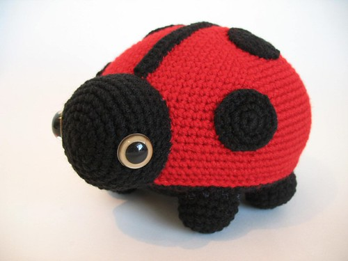 Amigurumi Ladybug : Amigurumi Ladybug djonesgirlz Flickr