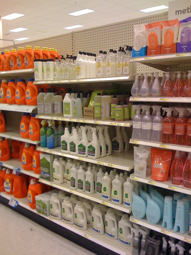 Laundry products at Target | by adria.richards