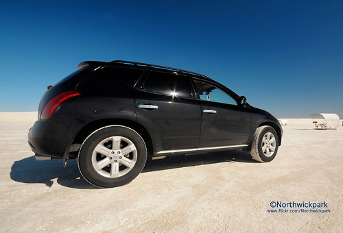 Nissan Murano | by Northwickpark
