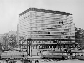 La columbus haus berlin flickr photo sharing for Architecte 3d wikipedia