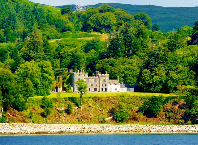 Armadale Castle, Isle of Skye, Scotland