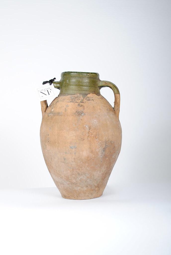 Large Olive Jar