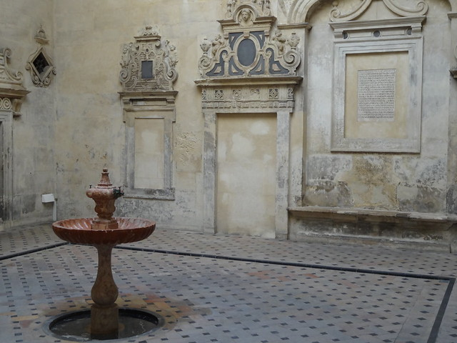 Fountain, Sevilla Cathedral