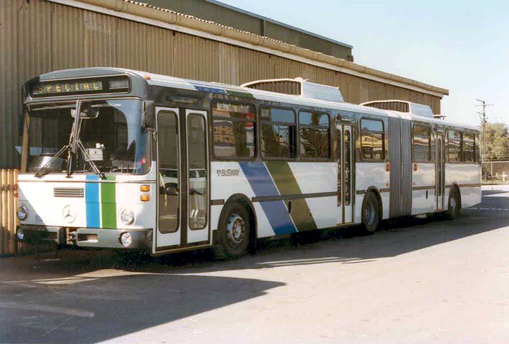 Mercedes Benz buses - 1501 & 1545 | Flickr