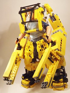 Aliens Power Loader | by Kyle Peckham