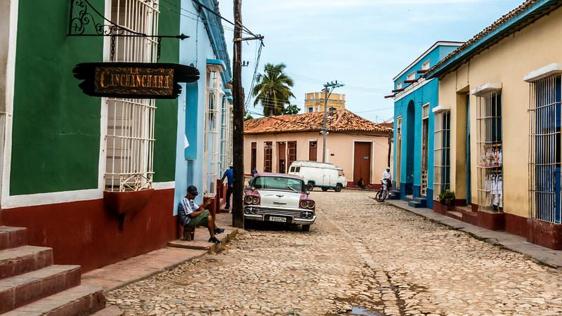 La Canchanchara - Trinidad - [Cuba]