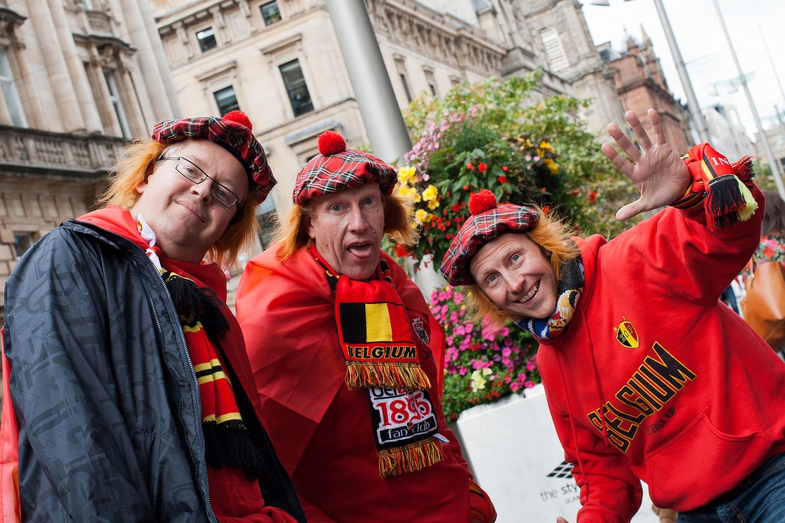 Crazy Belgians