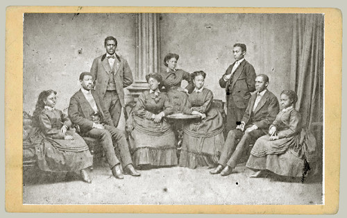 CDV Nine people