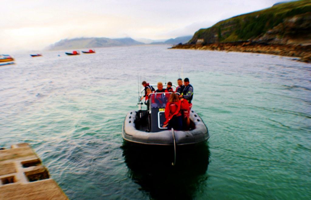 Pleasure boat trip from Elgol, Skye
