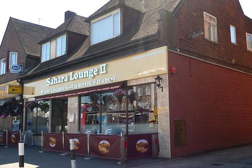Sahara Restaurant Bar And Grill