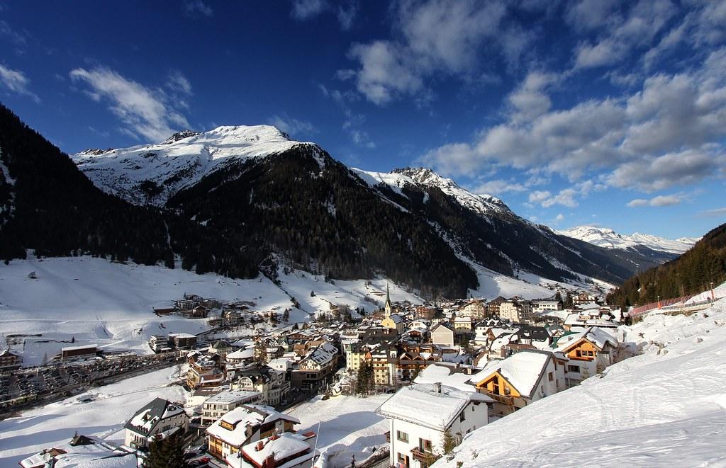 Ischgl, Paznaun, Austria