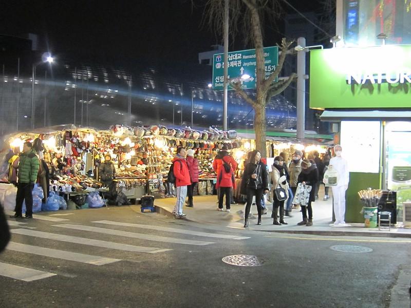 Dongdaemun, Korea