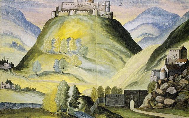 La Chiusa di Castel Pietra