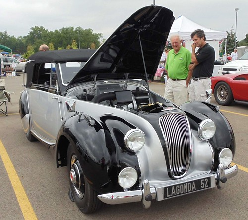 All British Car Show Palatine