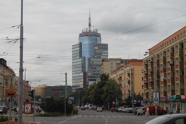 Hochhauskomplex PAZIM
