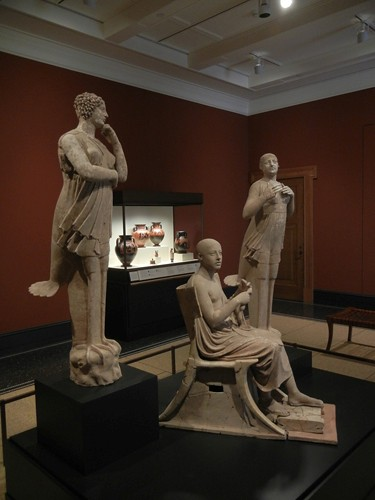 DSCN7360 _ Sirens, Getty Villa, July 2013