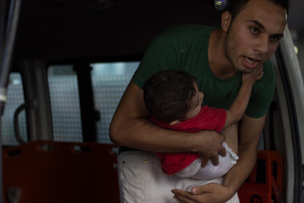 GAZA Crisis July 2014