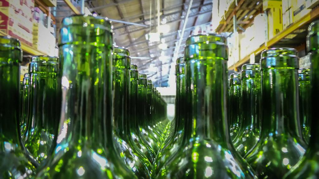 999 Green Bottles