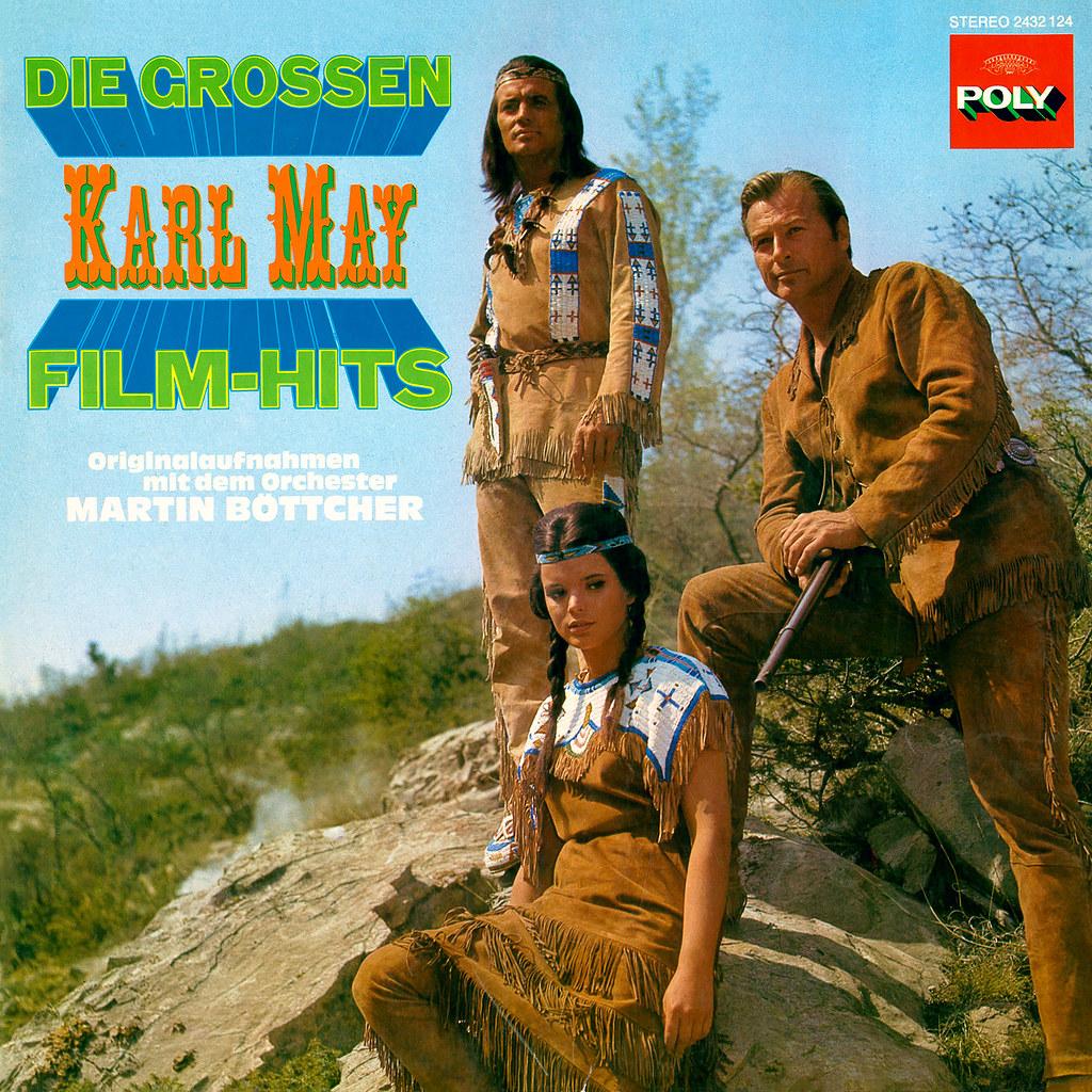Martin Böttcher - Die Grossen Karl May Film-Hits