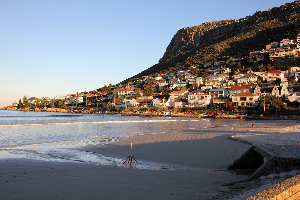 Evening light Fish Hoek