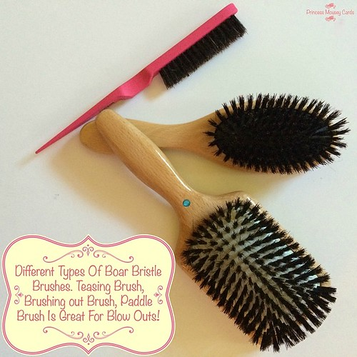 Different Types Of 100 Boar Bristle Bristle Brushes For L