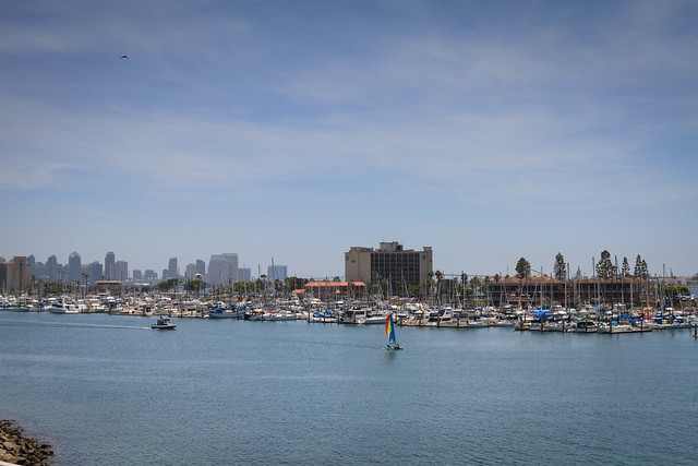 Harbor Island and Downtown Skyline