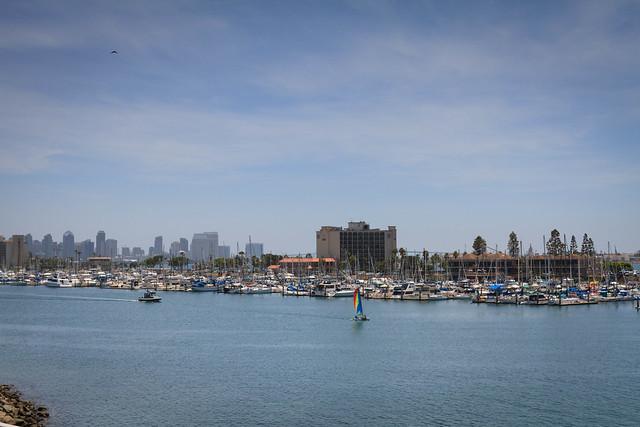Harbor Island and Downtown Skyline