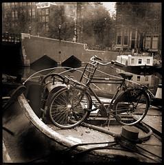 #9 Boat Bike - Amsterdam