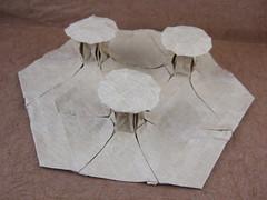 Mushroom Tesselation