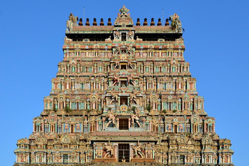India - Tamil Nadu - Chidambaram - Nataraja Temple - 54
