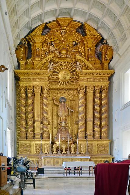 India - Old Goa - Basilica Of Bom Jesus - 27